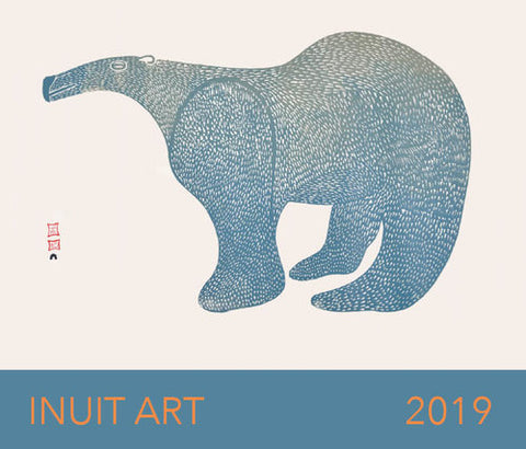 Cape Dorset 2019 Inuit Art Calendar