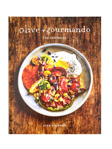 Olive + Gourmando : The cook book ( English Version)
