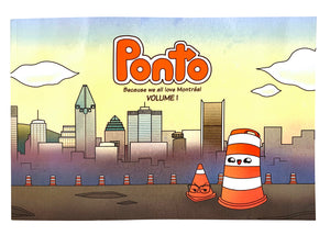 Ponto; Because we all love Montréal Volume 1