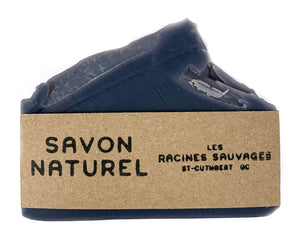 Les Racines Sauvages natural mint and pine soap