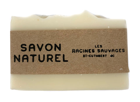 Les Racines Sauvages natural soap