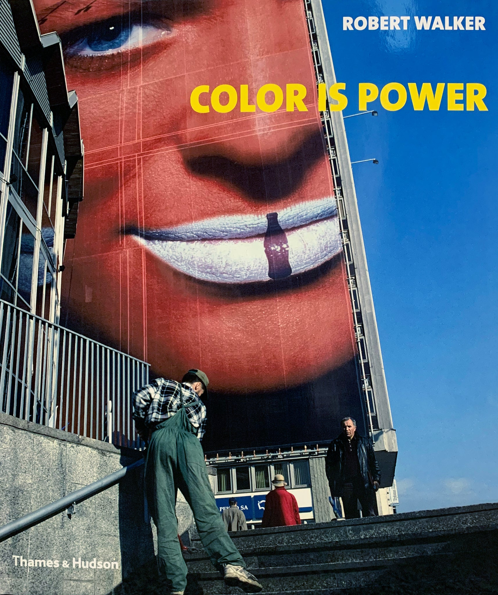 Color is Power