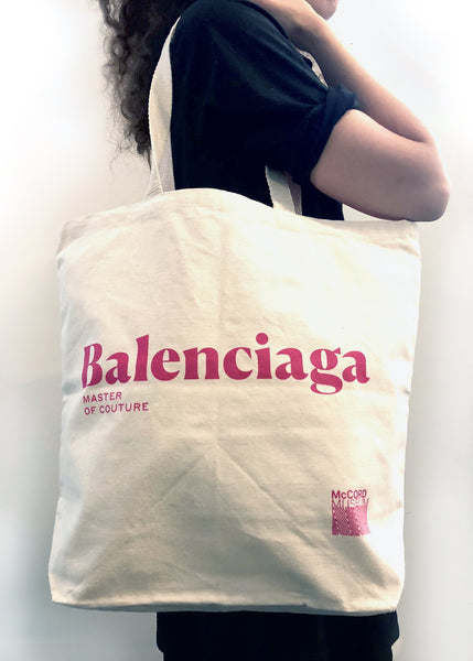 Balenciaga Tote Bag: English Version