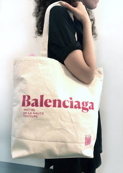 Balenciaga Tote Bag : French Version