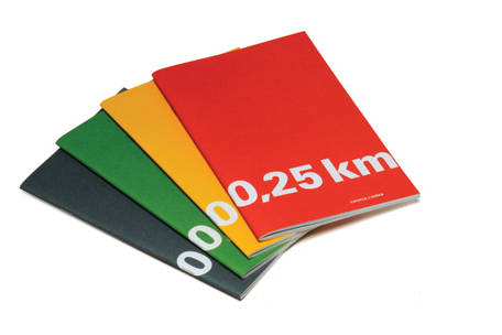 0.25 km notebook