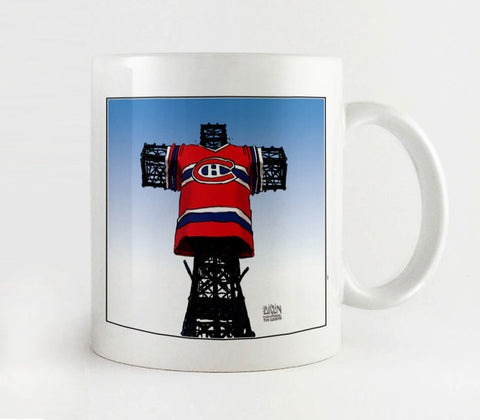 Mug, Mount Royal Cross