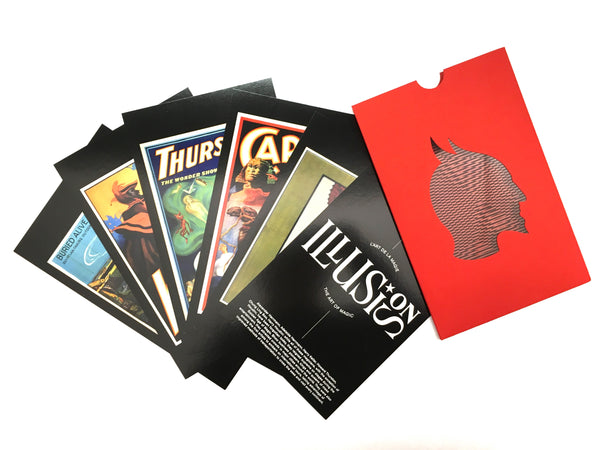 Pack of Postcards, Illusions