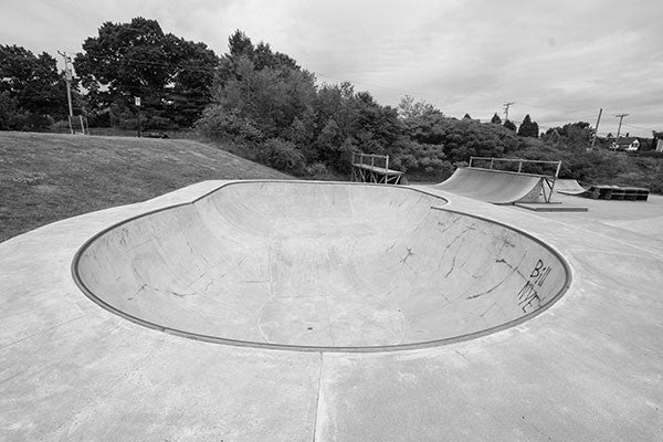 Hampton New Hampshire Skatepark