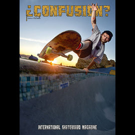 Confusion International Skateboard Magazine