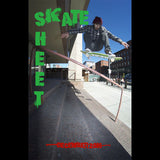 Skate Sheet Issues #1 - #4