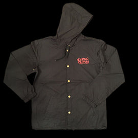 Creep Show Coaches Jacket Water Resistant