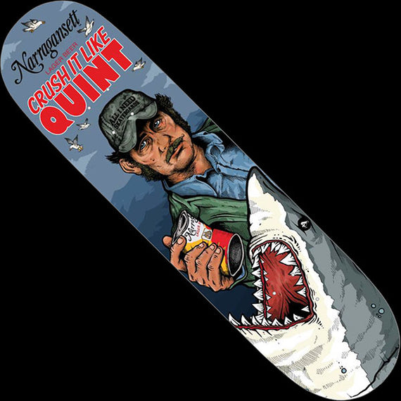 All I Need Crush It Quint Skateboard Deck