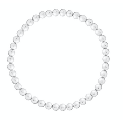 enewton Classic Sterling 4mm Bead Bracelet