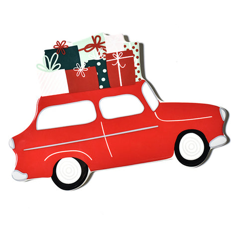 Happy Everything Holiday Car Attachment