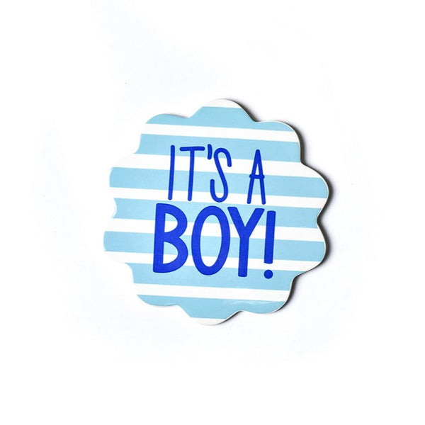 Happy Everything It's A Boy Attachment