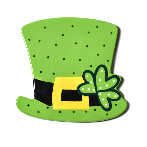 Happy Everything Leprechaun Hat Attachment
