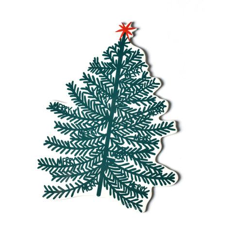 Happy Everything Merry Tree Attachment