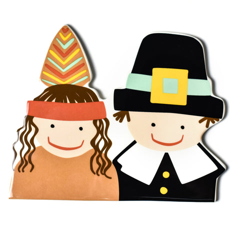 Happy Everything Pilgrim and Indian Attachment