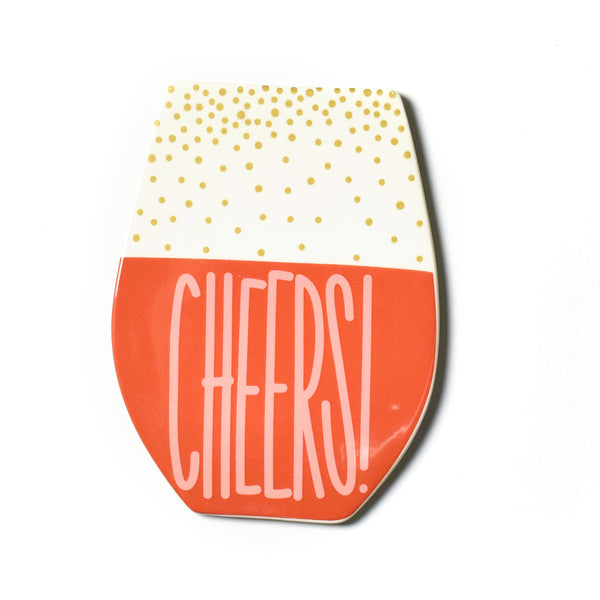 Happy Everything Wine Cheers Attachment