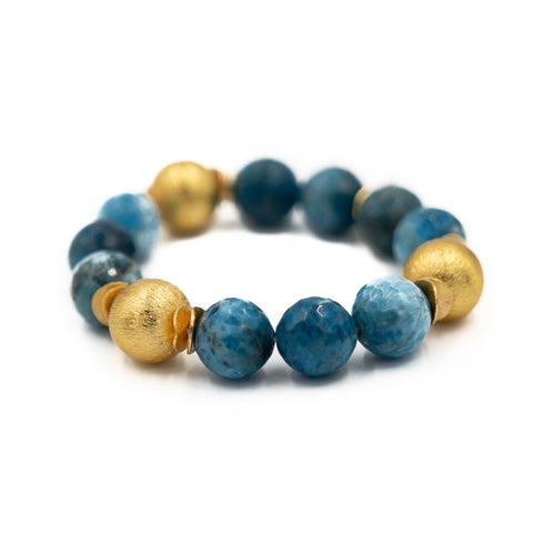 Hazen & Co. Addison Bracelet, Apatite