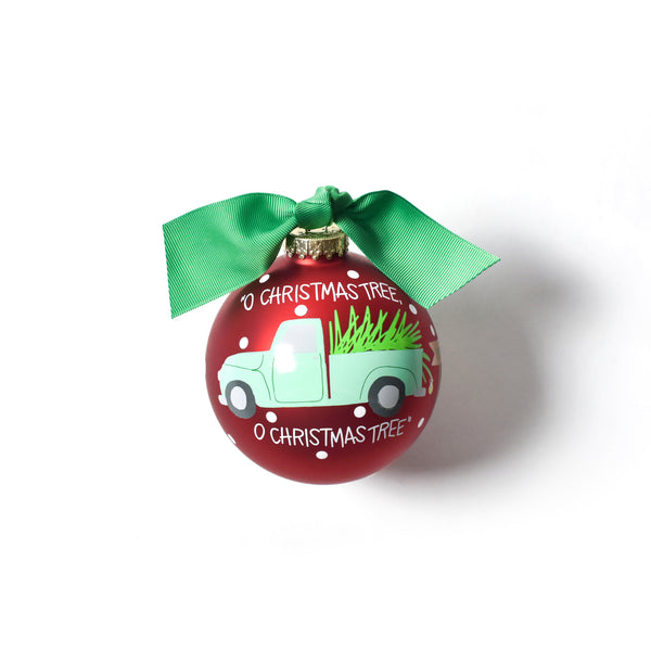 Coton Colors Oh Christmas Tree Farm Ornament