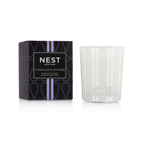 NEST Fragrances, Cedar Leaf & Lavender Votive Candle