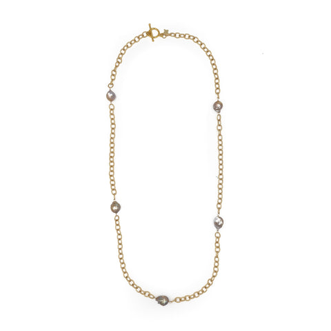 Hazen & Co. Cecillia Necklace