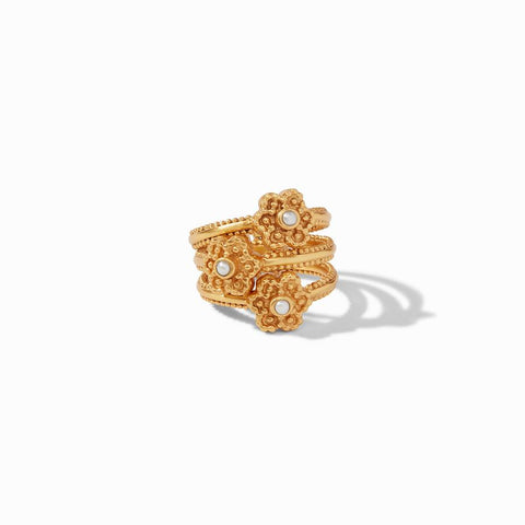 Julie Vos Colette Stacking Ring