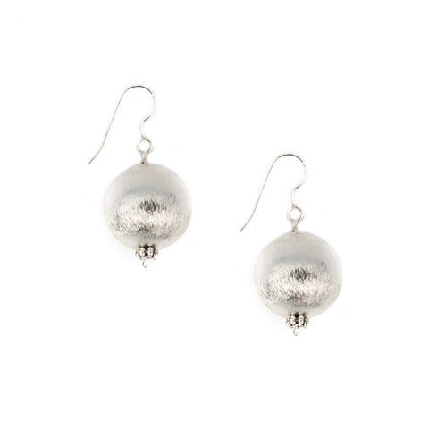 Hazen & Co. Dee Earring, Single Silver