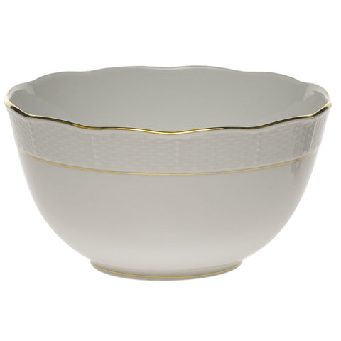 Herend Golden Edge, Round Bowl