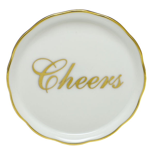 Herend Cheers Coaster