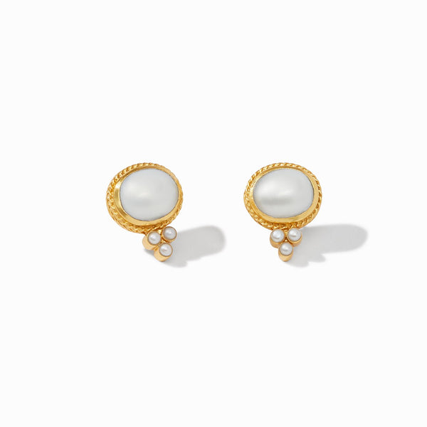 Julie Vos Mirren Stud Earring