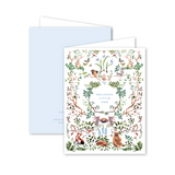 "Dixie Design Collective ""Woodland Baby"" Card"