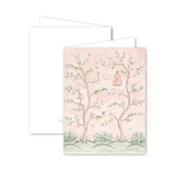"Dixie Design Collective ""Chinoiserie Garden"" Card"
