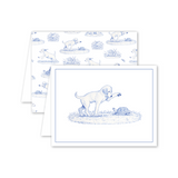 "Dixie Design Collective ""Snips and Snails Puppy"" Card"