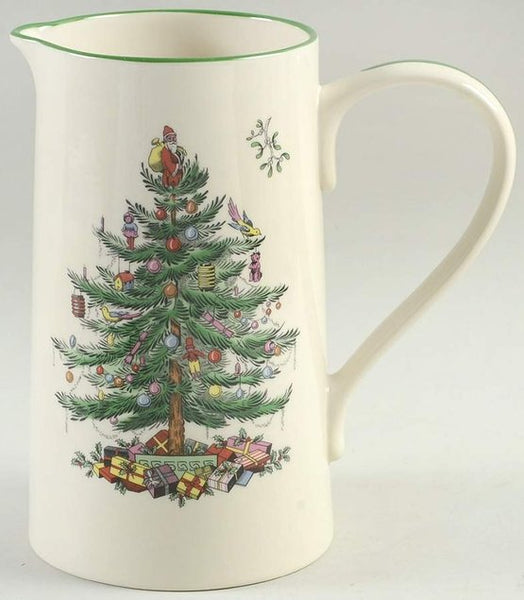 Spode Christmas Tree Jug 2 Pint