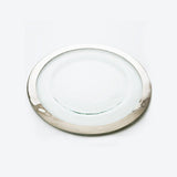 Annieglass Roman Antique Buffet Plate