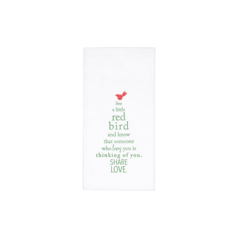 Papersoft Napkin/Holiday Tree Guest Towel (Pack 20)