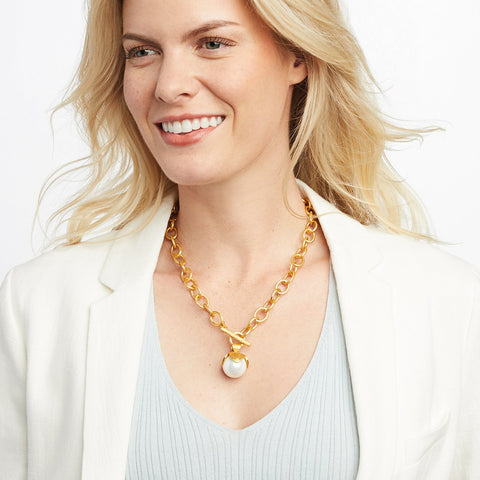 Julie Vos Penelope Statement Necklace