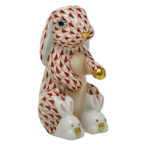 Herend Bunny Slippers