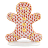 Herend Gingerbread Man