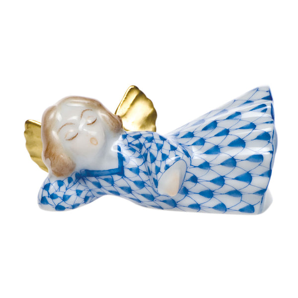 Herend Sleeping Angel