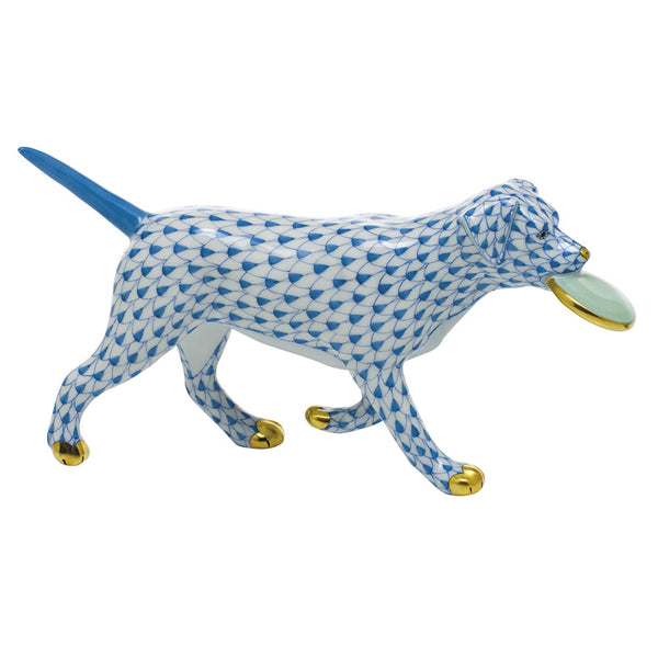 Herend Frisbee Dog