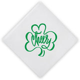 Emily McCarthy Shamrock Cocktail Napkins
