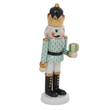 Herend Nutcracker with Gift
