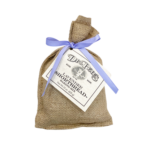 Dr. Pete's Lavender Shortbread Mix