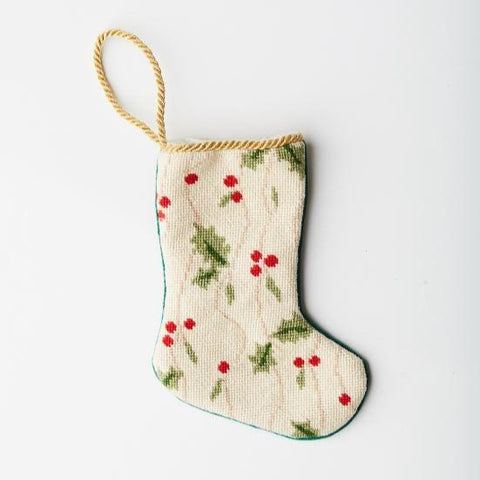 Bauble Stockings, Limited Edition Holly and Ivy