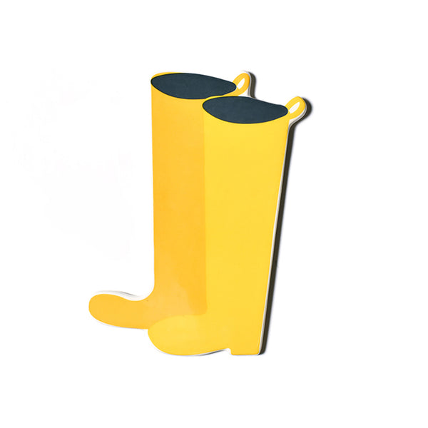 Happy Everything Wellies Attachment