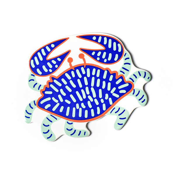 Happy Everything Blue Crab Attachment