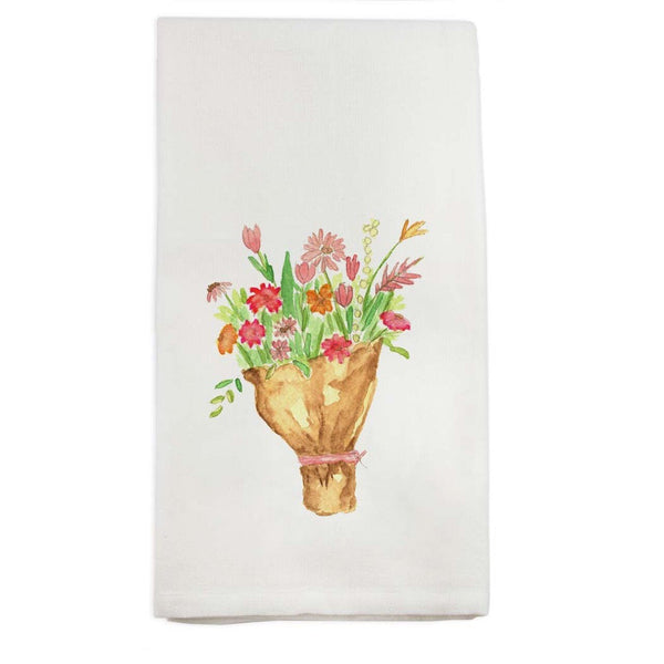 Wildflowers Bundle Tea Towel